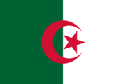 Flag of the Algerian nation