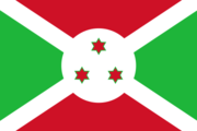 Flag of the Burundian nation
