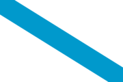 Flag of the Galician nation