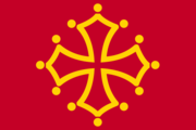 Flag of the Occitan nation