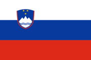 Flag of the Slovenian nation