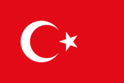 Flag of the Turkish nation