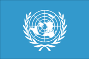 Flag of the UN nation