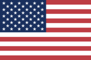 Flag of the American nation