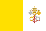 Flag of the Papal nation