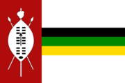 Flag of the Zulu nation